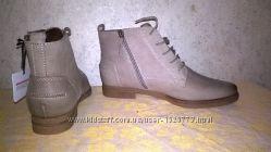фирменные туфли ботинки  Tamaris  25260-27 371 размер 40 кожа