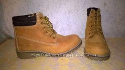 женские ботинки MARCO TOZZI  зима , 41 р нат кожа , иск мех
