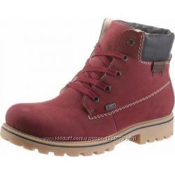высокие ботинки Rieker 36 р  , утеплитель