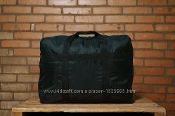 Дорожный баул-сумка для переезда, 45 литров, транспортный, черный