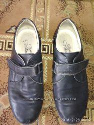 Туфли кожа 33 размер