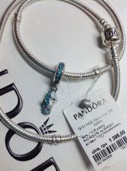 Pandora Марской Конек новый с биркой Оригинал шарм подвеска