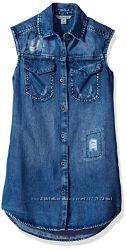 Платье джинсовое Caivin Klein 6X, оригинал