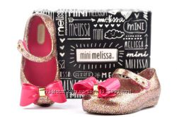 Mini Melissa босоножки, туфельки. Мини Мелисса Оригинал.  Наложка.