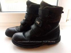 Стильные сaпоги , ботинки на зиму Bartek 34p.