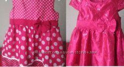 Плаття платье на 9м-1, 5р атласне