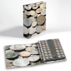 Альбом, папка-переплет для монет