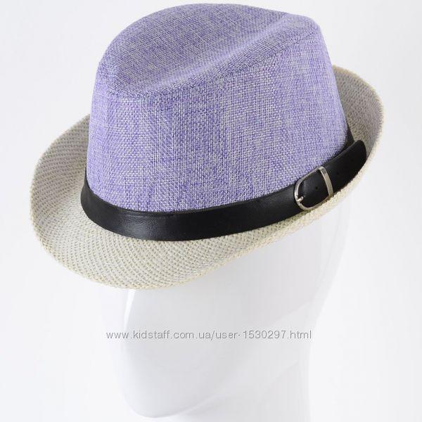 Детская летняя шляпа Челентанка