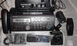 Телефон факс Panasonic KX-FC253UA с 2мя радиотрубками
