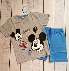 Пижама для мальчика Микки Маус