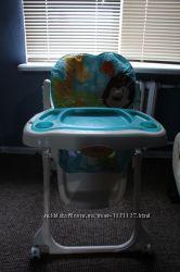 Продам бу стульчик для кормления Fisher prise