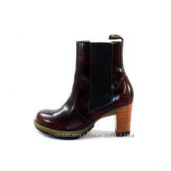 Ботинки 41 р Dr Martens Великобритания кожа оригинал демисезон
