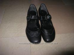 Туфли кожаные Gabor