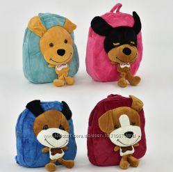 мягкий рюкзак 4 вида