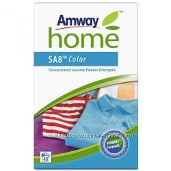 Концентр порошок для стирки цветных тканей 3 кг SA8 Color 109850, 191