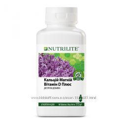 Кальций Магний витамин D плюс NUTRILITE 110606 180табл, Т10