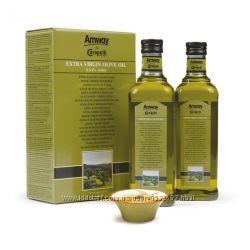 Оливковое масло Extra Virgin AMWAY 1, 5л 2 бутылки по 0, 75л, 3963, 191