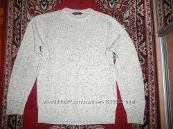 Реглан пуловер