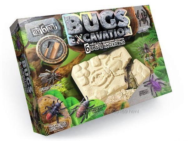 Набор для проведения раскопок Жуки Insect Excavation Данко Тойс