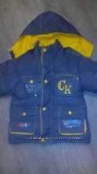 Куртка на мальчика 2-3 года, в хорошем состоянии