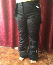 Лыжные брюки GLISSADE 42, 44, 50, 52 размер
