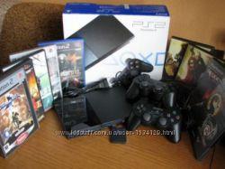 Приставка Sony PlayStation-2-Игры