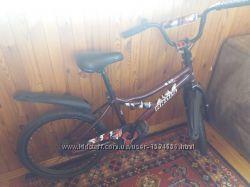 Велосипед подостковый бу
