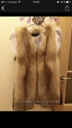 Продам жилетку из лисы.