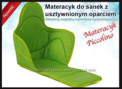 Матрас длинный к санкам PICCOLINO и PICCOLINO Xdrive Adbor