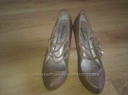 Туфли с 3 ремешками