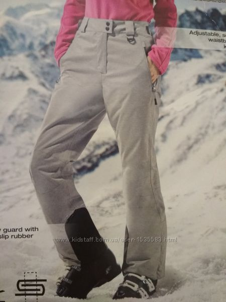 Лыжные штаны женские