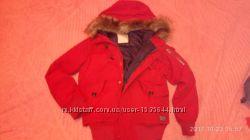 Куртка Zara на мальчика 11-12лет. Зима.