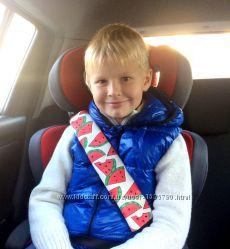 Накладка на авторемень безопасности Детская