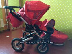Коляска унивeрсальная GTX фирмы Baby Design