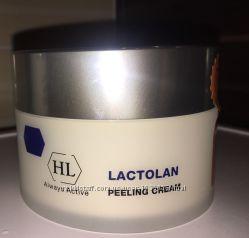 Holy Land Lactolan Peeling Cream распив