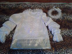 Cдам на прокат эксклюзивный костюм ангела 110-116