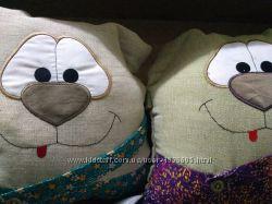 Игрушка подушка декоративная