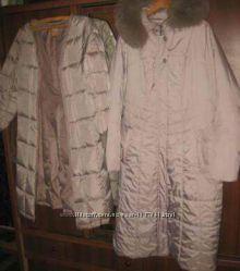 Пальто пухове