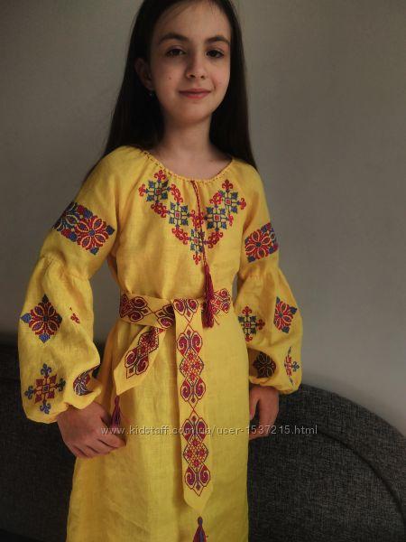 Сукня вишиванка Платье вышиванка