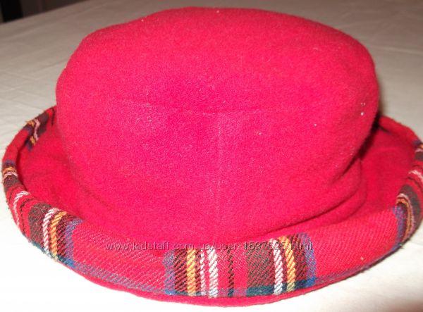 шапочка червона шерстяна Німеччина