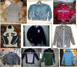куртки деми и зима рост120-146