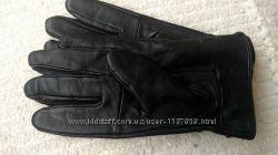 Нові жіночі шкіряні рукавиці розмір L