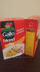 Рис Gallo blond,  Scotti Oro Insalate , 1kg.