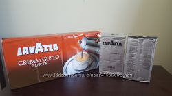 Кава Lavazza Crema e Gusto Forte, Classico  250 гр.