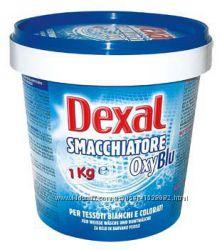 Засіб для виведення плям Dexal Smacchiatore Oxy Blu 1 kg.