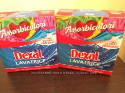 Абсорбуючі салфетки Dexal 24 штуки