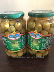 Оливки зелені з кісточками Varia Gusto 565 гр