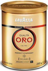 Кава Lavazza Qualita Oro 250 гр