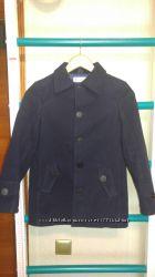 Демисезонное пальто Деньчик на мальчика 8-10 лет, 134-146 рост