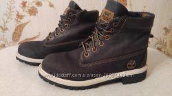 Демисезонные ботинки Timberland 4M или 37 размер, ст. 23. 5см